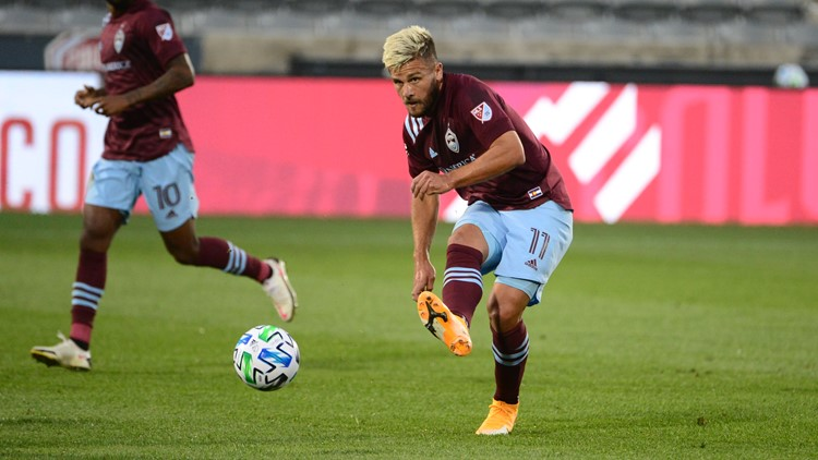 Diego Rubio signs 2-year extension with Rapids