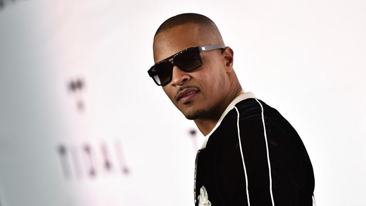 Hip-hop recording artist T.I.