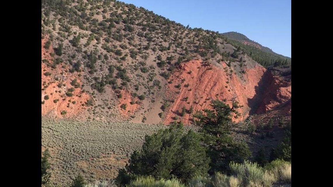 Gas Prices In Colorado >> Verify: Is there an active volcano in Colorado?   9news.com