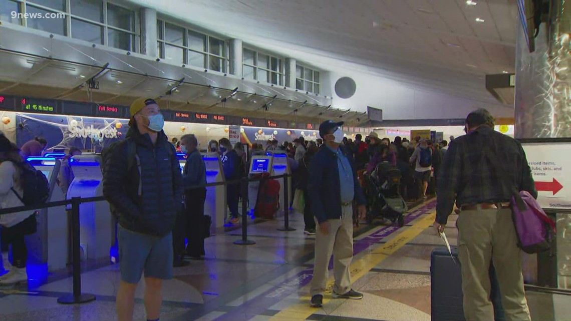 Southwest delays continue at DIA Monday morning