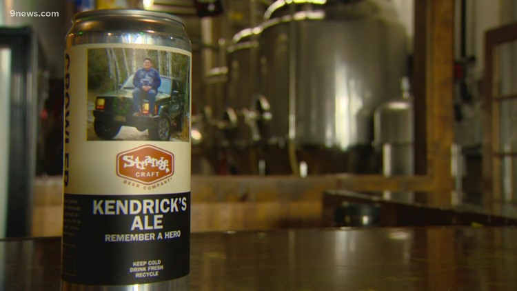 Brewery tapping 'Kendrick's Ale' to honor STEM school shooting victim