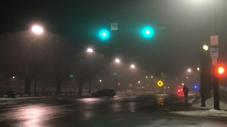 New Hampshire Bennet fog