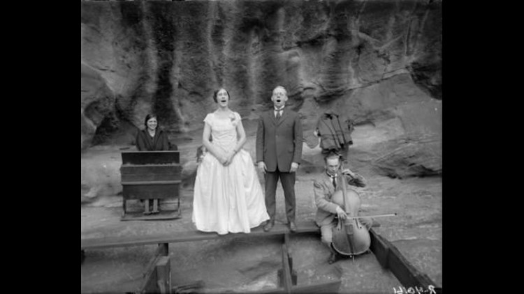 Musicians_testing_sound_board_at_early_Red_Rocks_site_1492643814354.jpg