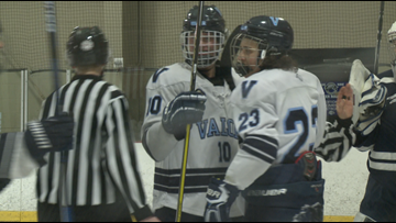 No. 3 Valor Christian shuts out No. 6 Dakota Ridge hockey