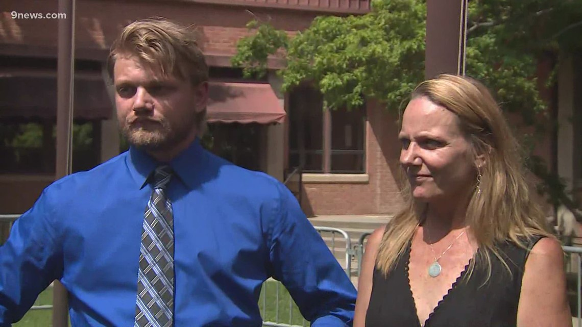 Dylan Redwine's mom and brother gives statement after trial verdict