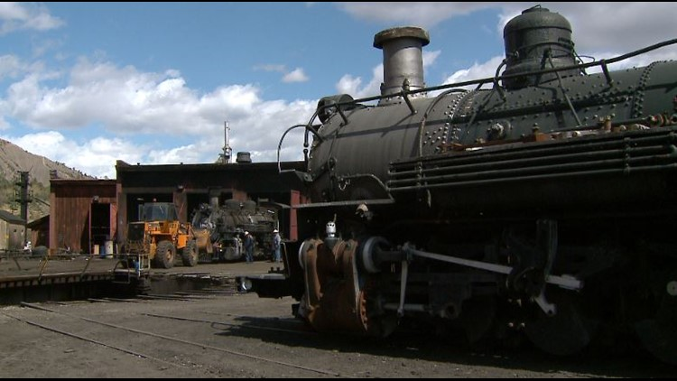 Southwest Colorado hotels, railroad record stronger numbers | 9news com