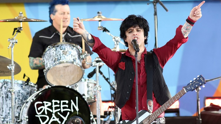 Stadium concerts return to Colorado with Fall Out Boy, Green Day, Weezer