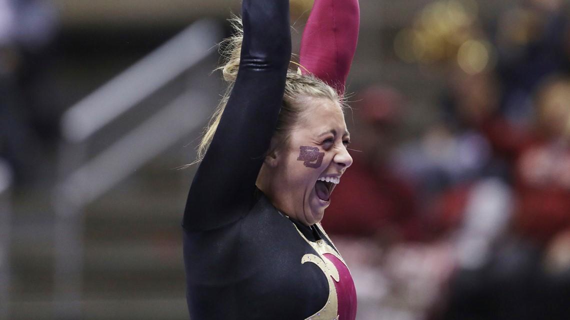 DU gymnastics advances to first NCAA finals