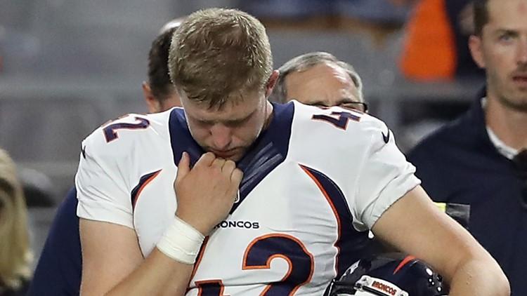 newest collection e53de 08cc3 Broncos long snapper Casey Kreiter named to Pro Bowl | 9news.com