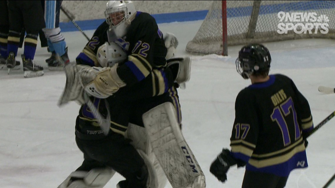 Fort Collins ices Ralston Valley in high-profile hockey matchup