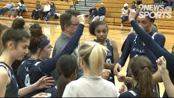 Mullen girls hoops defeats Cherokee Trail