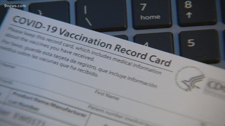 COVID vaccination cards the latest target of scammers