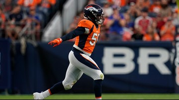 Broncos undrafted rookie Reed earned roster spot with dominant preseason