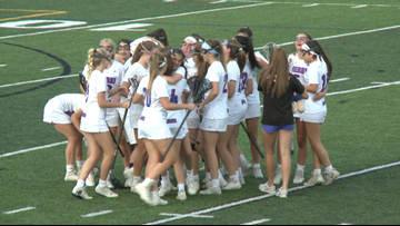No. 2 Cherry Creek holds on against No. 7 Denver East