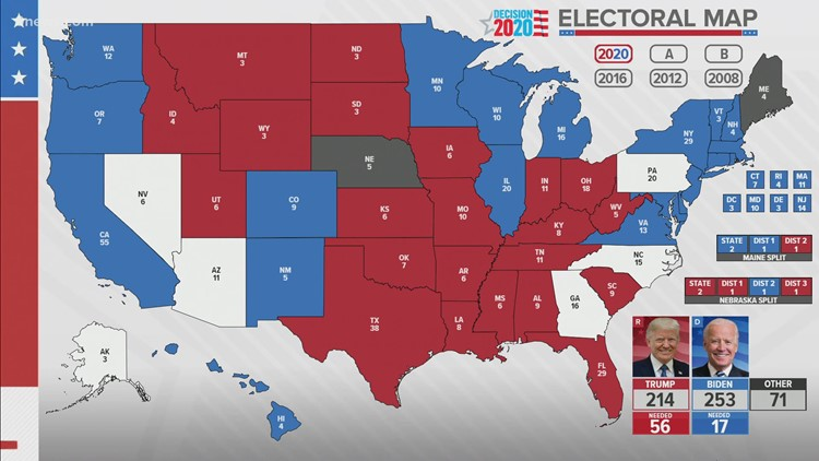 Republican and Democrat analysts talk about when winner could be declared