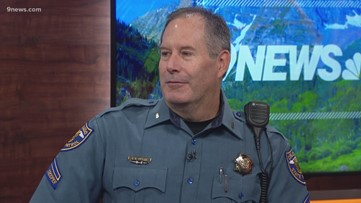 Coffee with Colorado State Trooper Gary Cutler