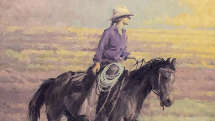 The Purple Rider