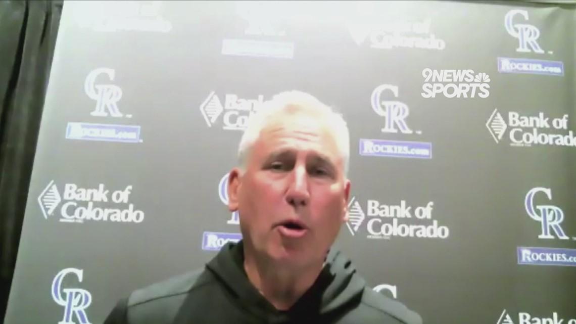 Rockies manager Bud Black on GM Jeff Bridich's resignation