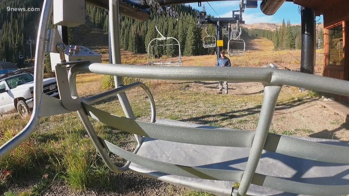 Loveland Ski Area getting prepped for a busy season