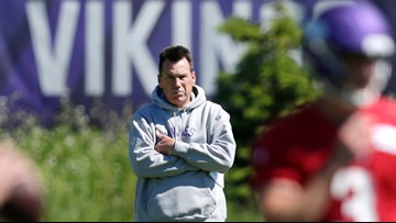 Vikings coach Zimmer on Kubiak: 'I love how Gary is a very non-ego person'