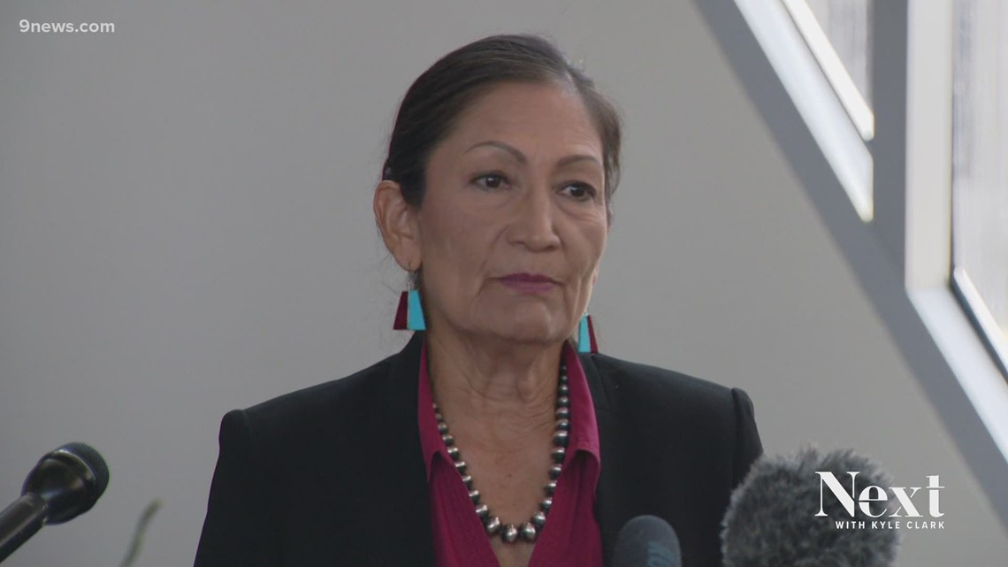 Interior Secretary Haaland says department is searching for schools with indigenous remains