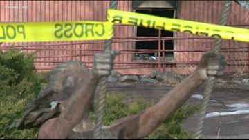Loveland gallery fire leaves one man dead