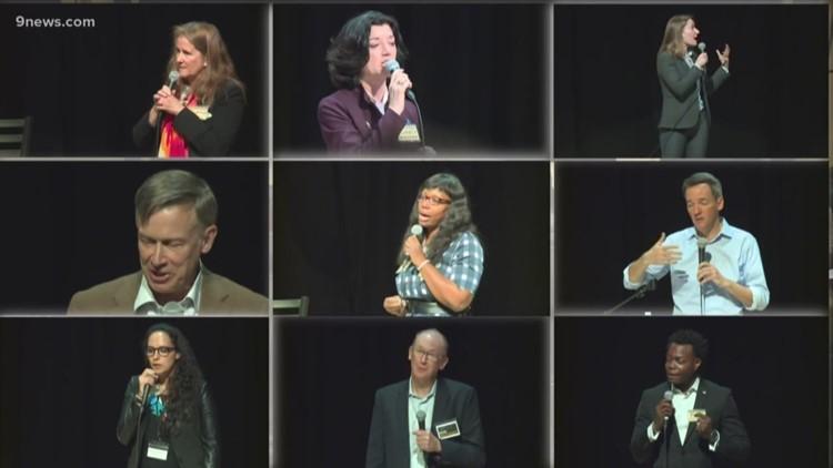 Forum showcases candidates vying to challenge GOP Sen. Cory Gardner