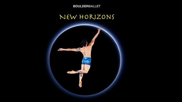Boulder Ballet   NASA's New Horizons
