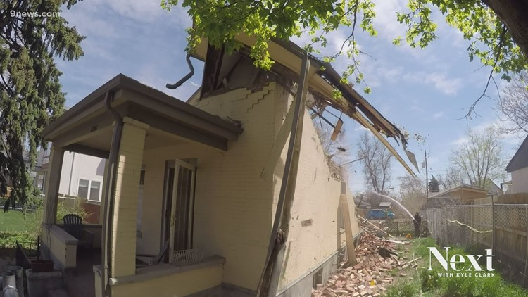 An ever-changing Denver meant the inevitable demolition of 'The Hero House'