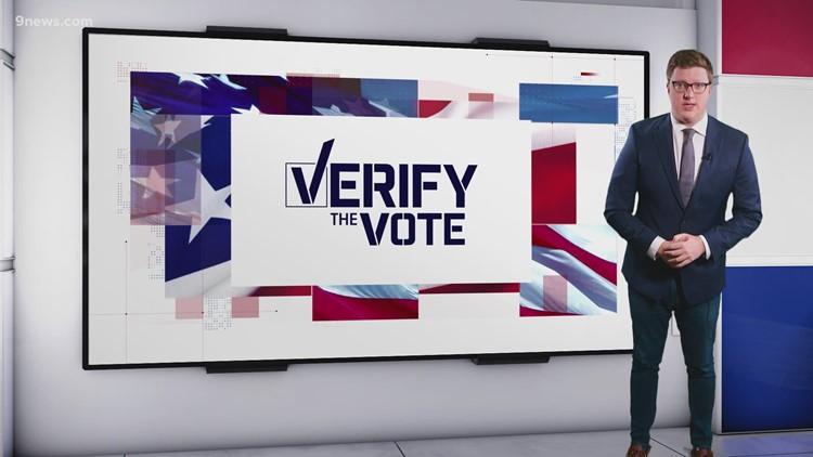 Verify: Examining Trump's voter fraud claims