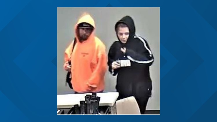 Suspects in Fort Collins thefts