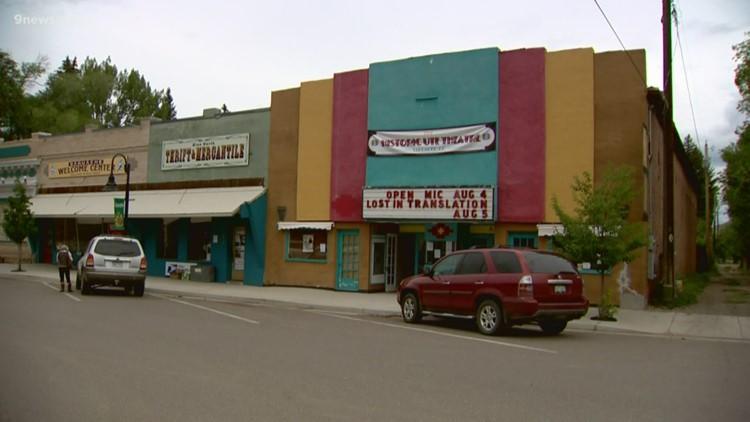 Historic Ute Theater in Saguache hosting three-day festival showcasing Colorado musicians