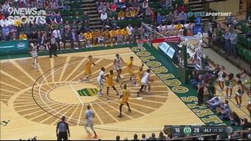 Pair of freshmen guards sparking the CSU basketball team