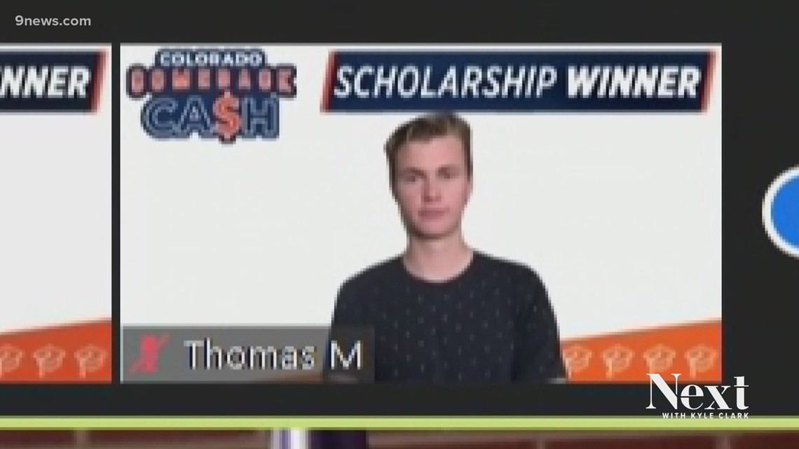 Colorado teenager turns down COVID vaccine sweepstakes scholarship