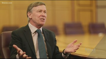 Former Governor John Hickenlooper claims it's the job of journalists to protect him from an ethics investigation