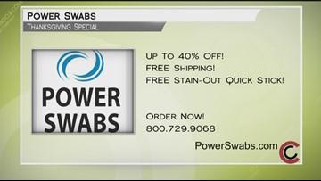 Power Swabs - November 12, 2019