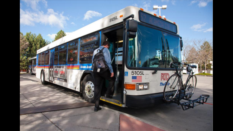 Sunday bus service extending to Longmont, Thornton and