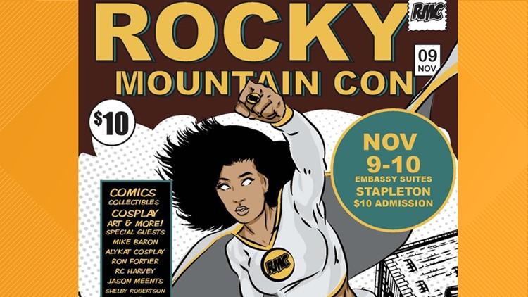 Rocky Mountain Con 2019