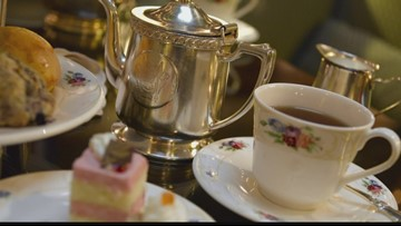 High Tea & Afternoon Tea at Brown Palace Hotel
