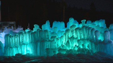 Tickets for Dillon Ice Castles on sale now