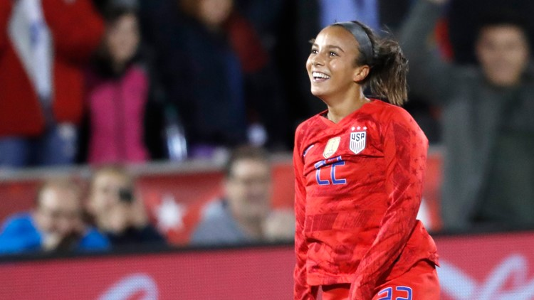 Colorado natives Mallory Pugh, Lindsey Horan make US Women's