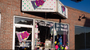 This Denver store sells totally awesome memorabilia from the 1980s
