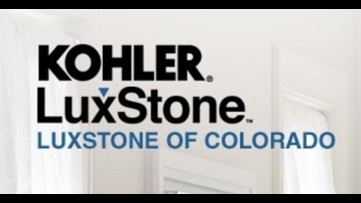 Experience the difference of kohler thanks to luxstone of colorado