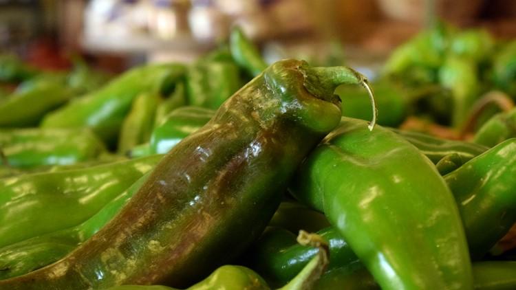 Pueblo Green Chiles