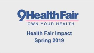 9Health Fair Impact
