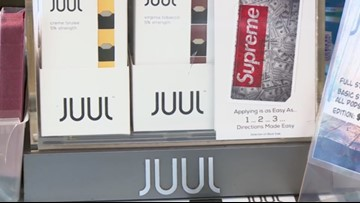 Colorado man suing vape company Juul for injuries related to nicotine addiction