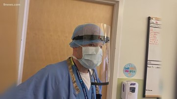 Make4Covid community helps manufacture face shields for hospitals