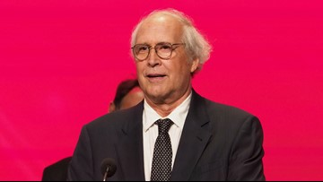 Chevy Chase to attend Denver screening of comedy classic 'Caddyshack'