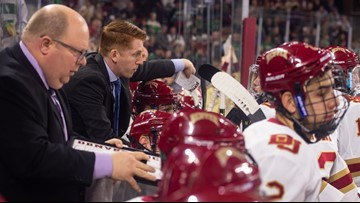David Carle named Coach of the Year finalist