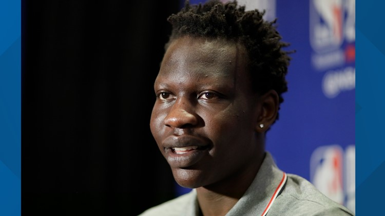 Nuggets and second-round pick, Bol Bol, reach contract agreement